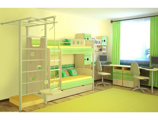 Детская комната Полосатый рейс