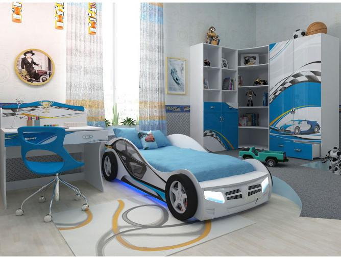 Детская комната La-Man (синяя)