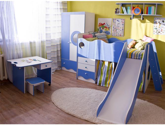Детская комната Морячок