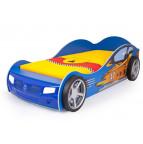 Кровать машина базовая Champion (синяя)