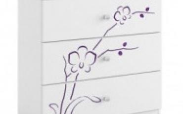 Детская комната Орхидея Фиолет изображение 5