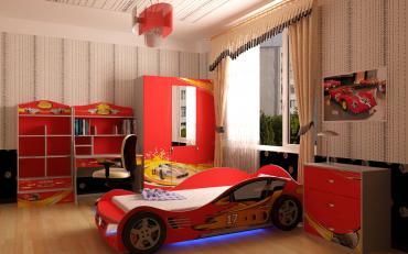 Детская CHAMPION (красная) изображение 4