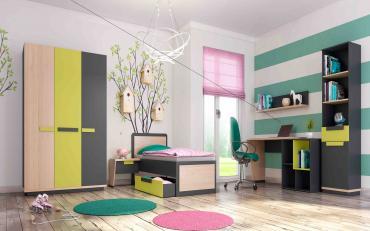 Детская комната WOW