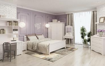 Спальня Милано-Бейли изображение 16