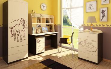 Детская комната Мустанг изображение 2