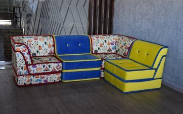 Модульный диван CUBE изображение 27
