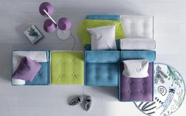 Модульный диван CUBE