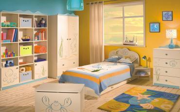 Детская комната Океан (Meblik)