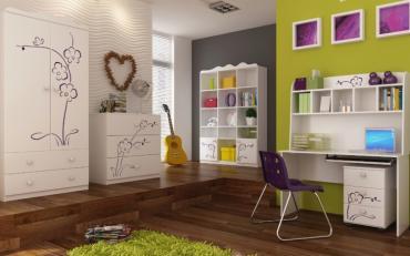 Детская комната Орхидея Фиолет