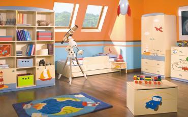 Детская комната Путешественник