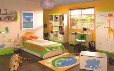 Детская комната Саванна