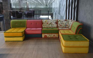 Модульный диван CUBE изображение 9