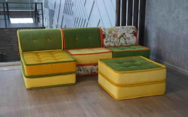 Модульный диван CUBE изображение 8
