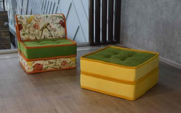 Модульный диван CUBE изображение 10