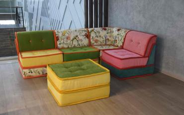 Модульный диван CUBE изображение 24
