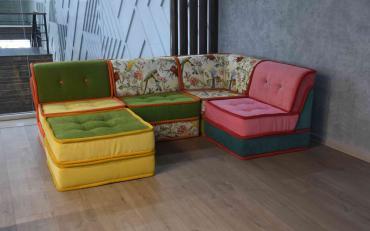 Модульный диван CUBE изображение 12