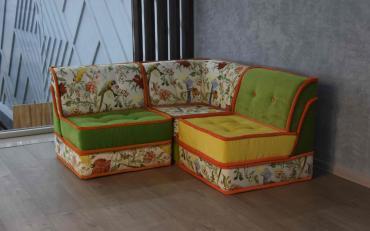 Модульный диван CUBE изображение 11