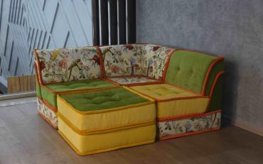 Модульный диван CUBE изображение 13