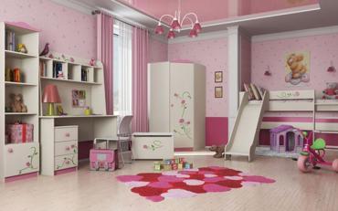 Детская комната Розалия