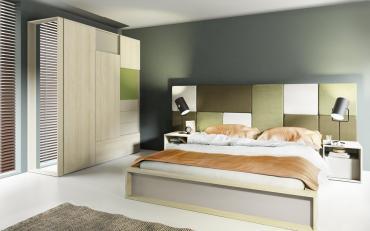 Спальня 3D изображение 2