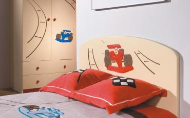 Детская комната Формула изображение 4