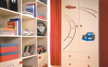 Детская комната Формула изображение 5