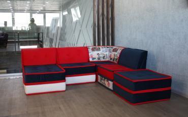 Модульный диван CUBE изображение 14