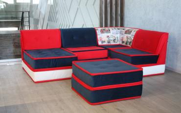 Модульный диван CUBE изображение 15