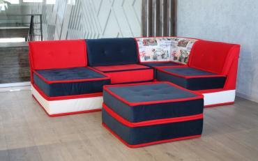 Модульный диван CUBE изображение 16