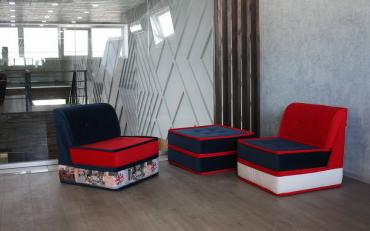 Модульный диван CUBE изображение 18