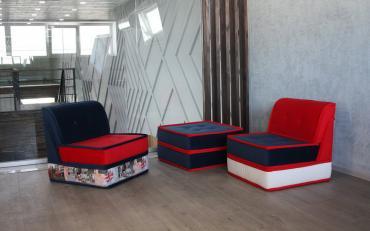 Модульный диван CUBE изображение 19