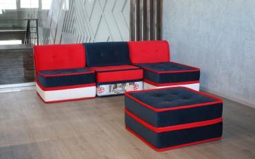 Модульный диван CUBE изображение 20
