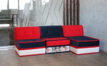 Модульный диван CUBE изображение 21