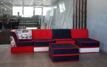 Модульный диван CUBE изображение 22