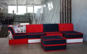 Модульный диван CUBE изображение 23