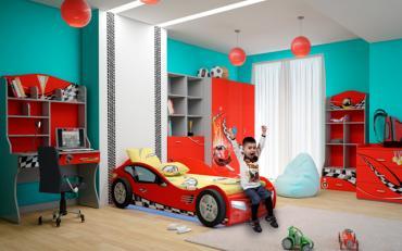 Детская FORMULA (красная) изображение 2