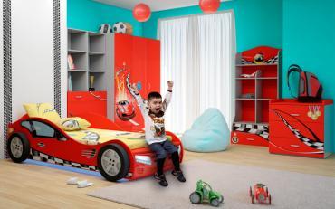 Детская FORMULA (красная) изображение 3