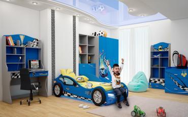Детская FORMULA (синяя) изображение 2