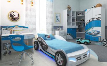Детская LA-MAN (синяя) изображение 5