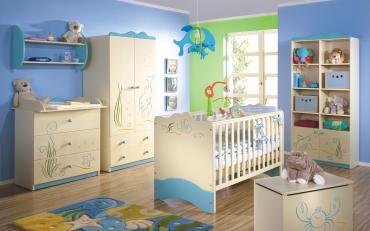 Детская комната Океан (Meblik) изображение 2
