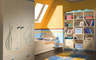 Детская комната Океан (Meblik) изображение 3