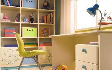 Детская комната Океан (Meblik) изображение 4