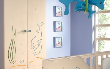 Детская комната Океан (Meblik) изображение 5