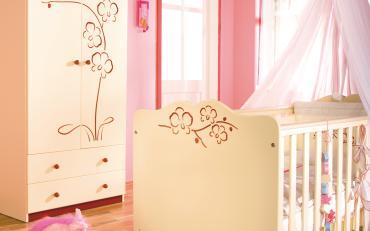 Детская комната Орхидея изображение 4