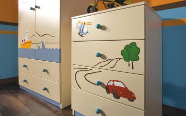 Детская комната Путешественник изображение 2