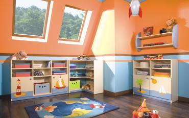Детская комната Путешественник изображение 3
