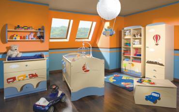 Детская комната Путешественник изображение 4