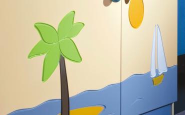 Детская комната Путешественник изображение 5