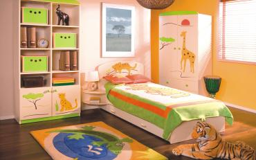 Детская комната Саванна изображение 3