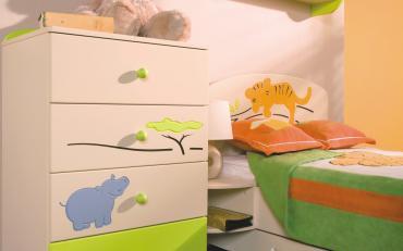 Детская комната Саванна изображение 4